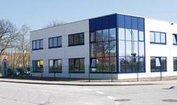 Hans Treiber Firmengebäude in Henstedt-Ulzburg